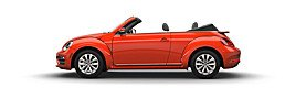 New Volkswagen Beetle Convertible at Brainerd